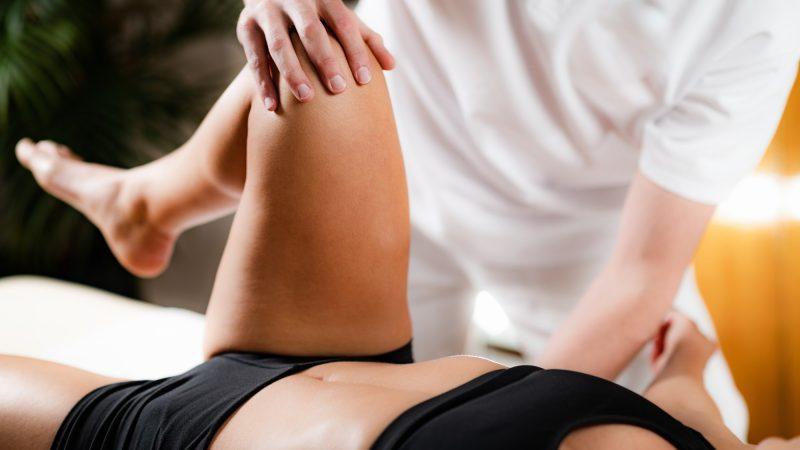 Osteopathy Leg Treatment